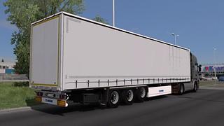 Scania R580 + Krone Profi Liner V3