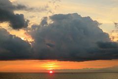 Lake Erie Sunset (chrisjake1) Tags: sunset lakeerie erie greatlakes lorain lakeview ohio cleveland