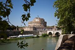 Ponte & Castel Sant'Angelo (Michael Tracy's photos) Tags: rome vatican