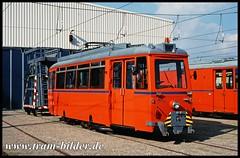 554-2000-10-03-2-Depot12 (steffenhege) Tags: rostock strasenbahn arbeitswagen lowa 554