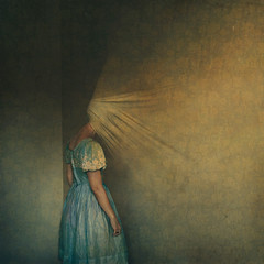 the places only she goes (brookeshaden) Tags: