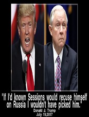 Trump-Sessions (doctor075) Tags: donaldjtrump donaldjdrumpf republicans republicanparty gop teaparty jeffsessions russiainvestigation