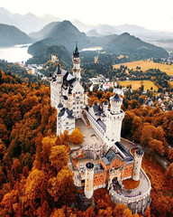 🌍 Neuschwanstein Castle, Germany (travelingpage) Tags: travel traveling traveler destinations journey trip vacation places explore explorer adventure adventurer