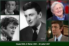 Adieu, Claude (Kay Harpa) Tags: clauderich mort dead 20juillet2017 88ans frenchactor theater cinema paris france kayofkollage thebiggestgroup adieu