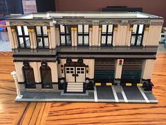 Lego Police Headquarters WIP2 (jdavbar) Tags: lego police city modular