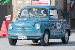 Mille Miglia, Gubbio 2017 (MikePScott) Tags: 600 camera car events fiat gubbio italia italy millemiglia nikon28300mmf3556 nikond600 transport umbria