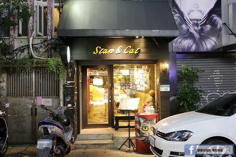 東區史丹貓美式餐廳漢堡04