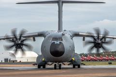 Airbus A400M Atlas C1 (Manx John) Tags: royalairforceairbusa400matlasc1regzm406msn025code royal air force airbus a400m atlas c1 reg zm406 msn 025 code 406