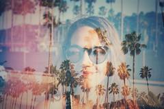 Azia In La Jolla (ericmay) Tags: film 35mm minolta x700 rokkor 50mm fuji superia aziaskeen azia fujisuperia fujisuperia200 doubleexposure multipleexposure rokkor50mmf17 sandiego california