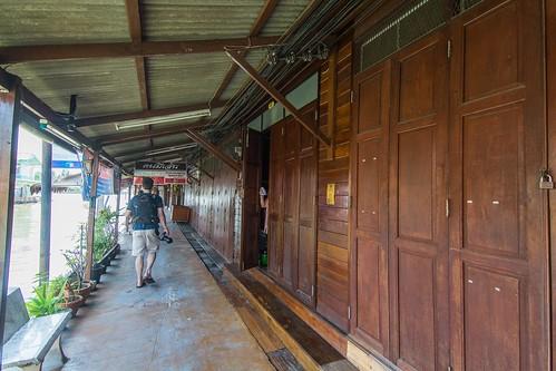 marché flottant amphawa - thailande 55