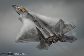 Lockheed Martin F-22A Raptor 09-4180 FF