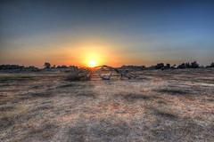 Full Circle (raphaelabramov.com) Tags: sunset landscape tree nature hdr nikon d600 sky light evening dusk raphael abramov raphaelabramovcom