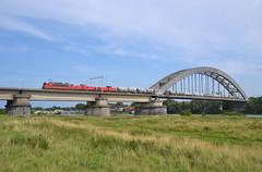 Culemborg Lekbrug 20170726 DBC 1611+6454+6414 (NS441) Tags:
