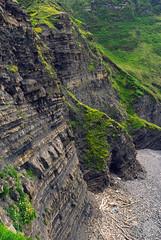 Acantilado (jdelrivero) Tags: provincia costa lugares rocas geologia bizkaia españa sanjuandegaztelugatxe geology places spain euskadi es