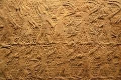 Siege of Lachish (Joe Shlabotnik) Tags: sculpture london 2017 britishmuseum april2017 assyrian museum england afsdxvrzoomnikkor18105mmf3556ged