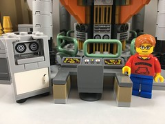 2017-209 - Sysadmin Day (Steve Schar) Tags: 2017 wisconsin sunprairie iphone iphone6s project365 lego minifigure sysadminday systemadministratorappreciationday sysadmin computer computers