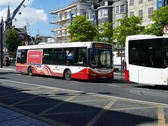 SL 24 Cork 22/07/17 (Csalem's Lot) Tags: bus buseireann cork grandparade sl24 scania omnilink sl 220x