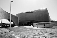 Cruise Terminal (Francisco (PortoPortugal)) Tags: 1762017 20170519fpbo5721edit olympusdigitalcamera pb bw nb monochrome arquitectura terminaldecruzeiros cruiseterminal porto portugal portografiaassociaçãofotográficadoporto franciscooliveira
