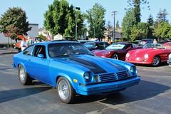 Carcadia @ Route 66 7-30-17 (USautos98) Tags: chevrolet chevy vega prostreet hotrod streetrod custom