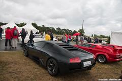 Le Mans Classic 2014 - Lamborghini Murcielago LP-640 (Deux-Chevrons.com) Tags: lamborghinimurcielagolp640 lamborghinimurcielago lamborghini murcielago lp640 lamborghinimurciélago murciélago car coche voiture auto automobile automotive lemansclassic lemans supercar sportcar gt exotic exotics