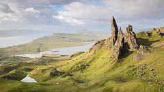The Old Man of Storr (Fabien Serres) Tags: paysage the old man storr scotland skye firecrest82mmultraslimpolariser firecrestndsoftedgegrad06 formatthitech landscape