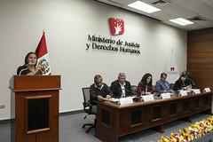 "Ministra inauguró ""V Congreso de la Coordinadora Nacional de Afectados por la Violencia Política"" • <a style=""font-size:0.8em;"" href=""http://www.flickr.com/photos/156664909@N08/35078437643/"" target=""_blank"">View on Flickr</a>"