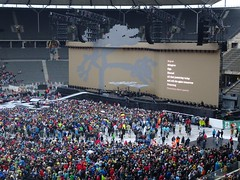 U2 - The Joshua Tree Tour 2017 - (Olympiastadion Berlin/Germany) (cd.berlin) Tags: sonyhx90v atmosphere inspiration positivevibes amazing u2 30years music concert concertjunkie concertphotos greatconcert band bestbandintheworld musicphotos rockband rockshow liveshots show event gig berlin hometown berlino berlinlife nighttime picofthenight berlinatnight germany deutschland europa europe nofilter joshuatree tour 2017 jt30 olympiastadion adamclayton bono vox larrymullenjr edge berlinbeinacht live