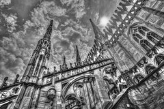 Cathedral_7219m_editorial (mannmadephotos) Tags: cathedral church dommdemilan duomodimilano duomo gothic italy mary milan milano nativity santamaria stmary