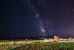 Grangeville Stars (Rustic Lens Photography) Tags: grangeville travel idaho milkyway night rokinon 14mm 28 sony a7r2 alpha astro stars