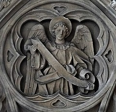 [52431] Horsforth : Reredos (Budby) Tags: horsforth church leeds westyorkshire altar reredos