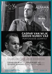 CONCERTO ALFAMA JAZZ - Duetos da Sé - Alfama Lisboa - TERÇA-FEIRA 18 JULHO 2017 - 21h30 - CASPAR VAN WIJK & GIDON NUNES VAZ PORTUGUESE QUARTET (Duetos da Sé) Tags: duetosdasé alfamajazz jazz concertojazz jazzconcert jazzmusic casparvanwijk gideonnunesvaz giusepperomagoli davidpuime casparvanwijkgidonnunesvazportuguesequartet worldmusic musica música musique music konzert konzerte arte art artistas artista instrumental intimista intimate intimiste concertos conciertos concerts café bar restaurante restaurant nuit noite night noche duetosdase live gastronomia gastronomy jantar dinner abendessen dîner cena espectáculos espectáculo spektakel musical show shows alfama lisboa lisbon lisbonne lissabon portugal concerto concert concierto concerti concerten koncerter konsertit julho july julio juillet 2017 лиссабон