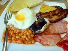 English Fry Up (Tony Worrall) Tags: add tag ©2017tonyworrall images photos photograff things uk england food foodie grub eat eaten taste tasty cook cooked iatethis foodporn foodpictures picturesoffood dish dishes menu plate plated made ingrediants nice flavour foodophile x yummy make tasted meal comfort english fry up breakfast beans egg bacon sausage toast meat