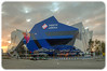 Perth Arena at Near Sunset (Craig Jewell Photography) Tags: architecture arena dusk milliganstreet perth sunset wa westernaustrallia f56 ef1635mmf28liiusm ¹⁄₁₂₅sec canoneos1dmarkiv iso1600 19 20170712191430x0k1150and6moretif unknownflash