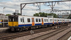 315805 (JOHN BRACE) Tags: 1980 brel york built class 315 electric unit 315805 seen hackney downs london overground livery
