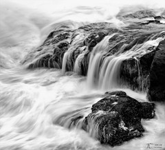 Wave on the rock 2 (andrécasbi) Tags: wave rock seascape vague landscape thailande thailand water ocean sea andamansea nikon