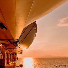 _ROD0846- (T. Dosuna) Tags: seleccionar d7100 paisaje alta mar islas griegas atardecer