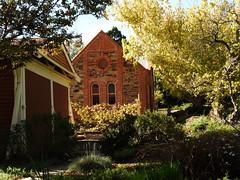 Urrbrae House and garden (Lesley A Butler) Tags: adelaide australia autumn sa universityofadelaideswaitecampus urrbraehouse