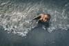 Wave (Vinith GR) Tags: sonya6000 rameswaram tamilnadu india tamil instagram sony1018mm southernindia south environmetalportrait childrenofindia child baby seascape sea sunrise earlymorning