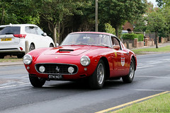 1960 Ferrari 250GT Berlinetta SWB (stu norris) Tags: 1960 ferrari 250gt berlinetta swb ferrari250gtberlinetta ferrari70 colchester essex lancasterferraricolchester supercar classic vintage