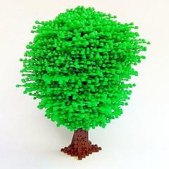 Esche (Ash-Tree) (Der Beueler) Tags: omega3108 lego moc esche baum ashtree tree uwe kurth