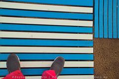 Self-portrait (Cristian Ferronato) Tags: 2017 eosm3 caorle vacanza street streetphoto streetphotography