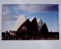G0280407 (Renton Chen) Tags: sydney australia instax instaxwide wide polaroid 110a polaroid110a nsw sydneyoperahouse life color 拍立得 拍立得紀錄人生 雪梨 澳洲 新南威爾斯 雪梨歌劇院 workingholiday