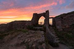 Grosnez Castle, Bailiwick of Jersey [Explored] (WherezJeff) Tags: jersey bailiwick stouen je grosnez castle landmark heritage ruin granite gatehouse 14thcentury distagon1528zf