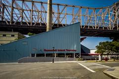 Roosevelt Island Tramway Terminal (jomak14) Tags: goprohero3 july2017 newyork rooseveltisland wheremybiketakesme queensborobridge justridingaround