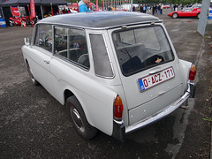 Autobianchi Bianchina Panoramica (Jack 1954) Tags: ancêtre classiccar voiture car old collection