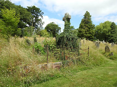Monmouth Cemetery, Osbaston Road, Monmouth 12 July 2017 (Cold War Warrior) Tags: nature taphology cemetery graveyard monmouth monmouthshire