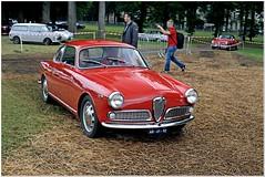 1958 Alfa Romeo Giulietta Sprint Veloce (Ruud Onos) Tags: 1958 alfa romeo giulietta sprint veloce 1958alfaromeogiuliettasprintveloce ar6152 classicsprintrace