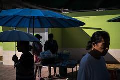 * (Sakulchai Sikitikul) Tags: street snap streetphotography summicron songkhla sony 35mm leica thailand umbrella market a7s