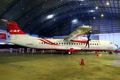 Far Eastern Air Transport-FAT ATR 72-600 (72-212A) B-28068 (Manuel Negrerie) Tags: far eastern air transport fat b28068 spotting tsa aircraft atr72600 atr72 livery turboprops