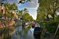 Little Venice | London (Photography by Eric Hentze) Tags: paddington london londoncity uk greatbritain city river color outdoor grosbritannien england capital boat houseboat erichentze nikon nikond7100 d7100 travel littlevenice blomfieldroad flickrtravelaward